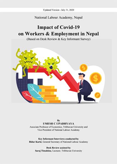 Impact Of Covid-19 On Workers & Employment In Nepal